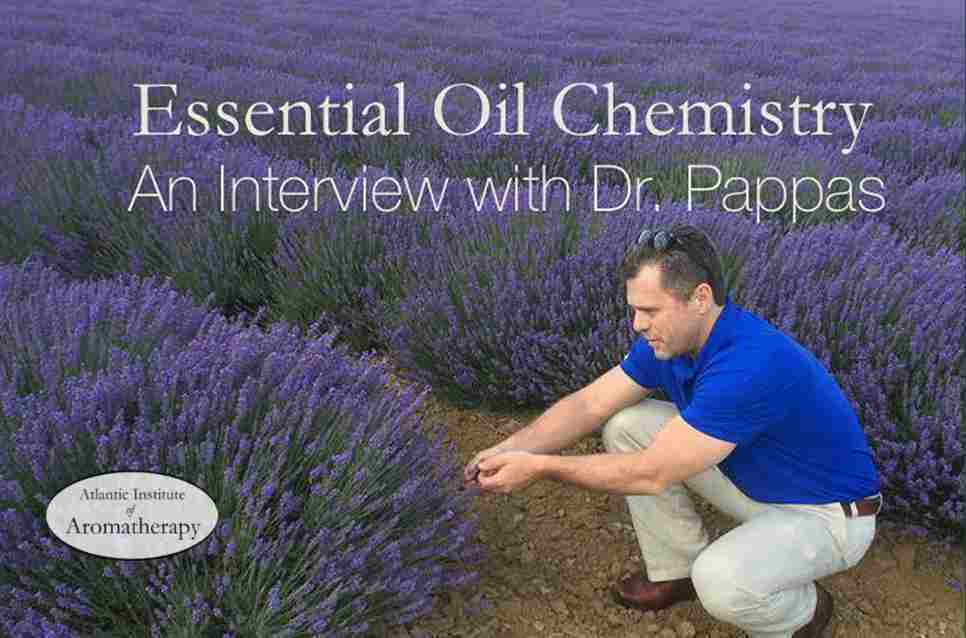 Interview with Dr. Robert Pappas