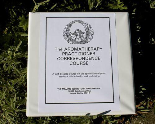 Aromatherapy Practitioner Course - Correspondence Course