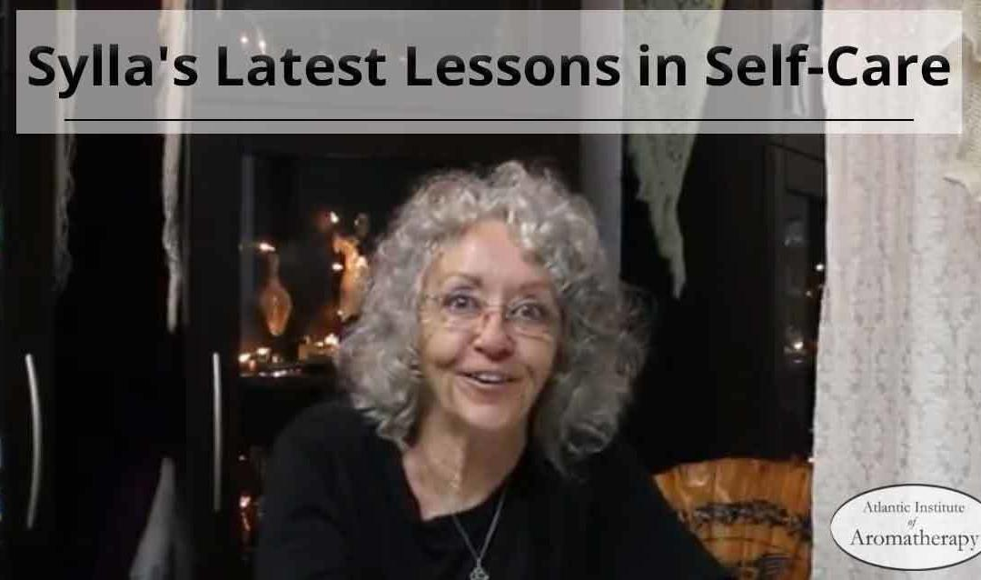 Sylla's Latest Lessons in Self-Care